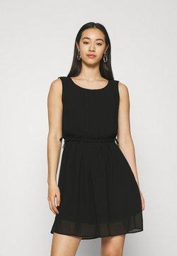JDY - JDYXAVI SHORT DRESS - Cocktailkleid/festliches Kleid - black