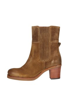 Shabbies Amsterdam - Ankle Boot - warm brown