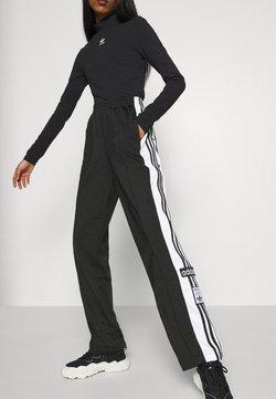 adidas Originals - ADIBREAK - Jogginghose - black
