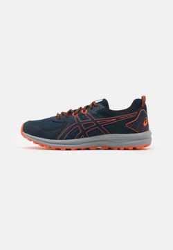 ASICS - SCOUT - Zapatillas de trail running - french blue/marigold orange