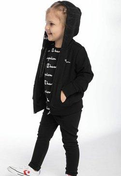 Champion - Bluza z kapturem - black