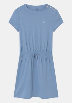 Polo Ralph Lauren - PLAY - Jerseykleid - chambray blue