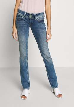 Pepe Jeans - VENUS - Jeans Slim Fit - stone blue denim