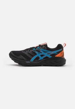 ASICS - GEL-SONOMA 6 - Zapatillas de trail running - black/digital aqua
