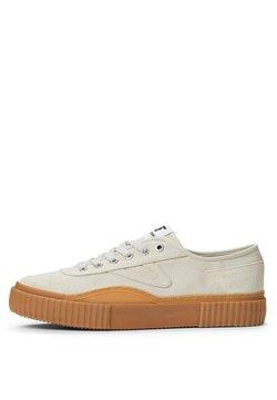 Tretorn - CAMPOS - Sneaker low - white stone
