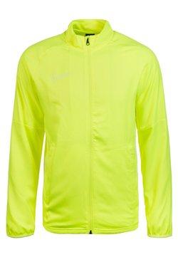 Nike Performance - DRY ACADEMY - Trainingsjacke - neon yellow