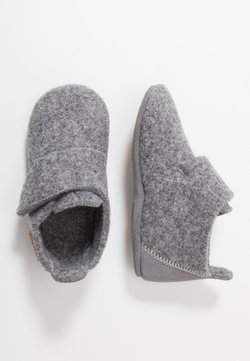 Bisgaard - BABY HOME SHOE - Chaussons - grey