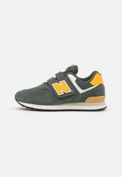 New Balance - PV574MP2 - Matalavartiset tennarit - green