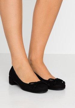 Pretty Ballerinas - ANGELIS - Classic heels - black
