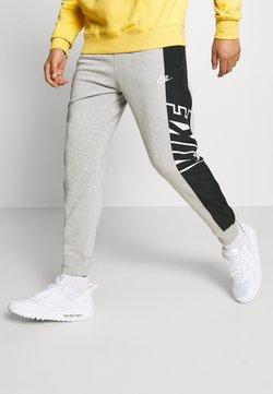 Nike Sportswear - Jogginghose - grey heather/black/white