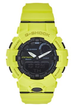 G-SHOCK - Montre à affichage digital - neon yellow