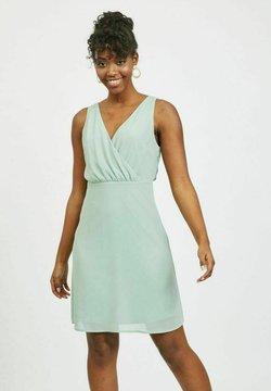 Vila - Cocktailkleid/festliches Kleid - jadeite