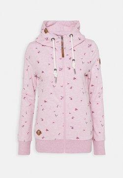 Ragwear - Sweatjacke - pink
