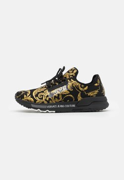 Versace Jeans Couture - DYNAMIC - Sneakers - nero/oro