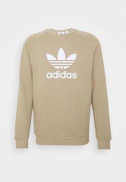 adidas Originals - TREFOIL CREW UNISEX - Sweatshirt - trakha