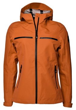 CODE | ZERO - Regenjacke / wasserabweisende Jacke - orange