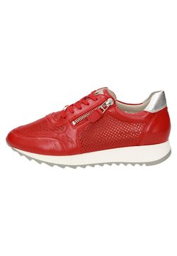 Sioux - OSEKA - Sneaker low - red