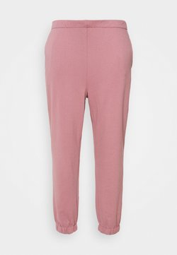 Cotton On Curve - HIGH RISE TRACKPANT - Jogginghose - pink