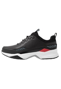 HUGO - BLOCK RUNN - Sneaker low - black