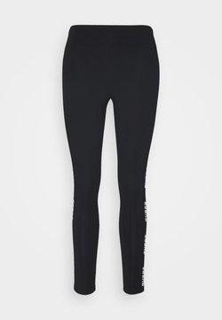Guess - LEGGINGS - Collants - jet black