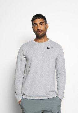 Nike Performance - DRY CREW - Collegepaita - grey heather