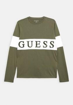 Guess - JUNIOR - Long sleeved top - sand dollar
