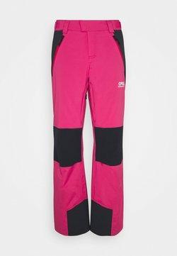 Oakley - WOMENS INSULATED - Pantalon de ski - rubine red