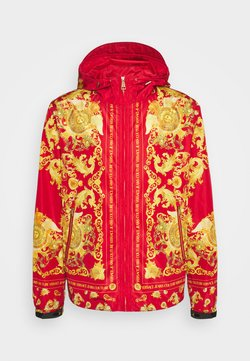Versace Jeans Couture - PRINT BAROQUE - Chaqueta fina - red