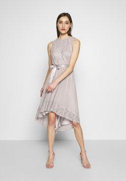 Swing - Cocktailkleid/festliches Kleid - taupe
