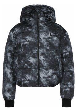 Calvin Klein Jeans - Winterjacke - cloud print