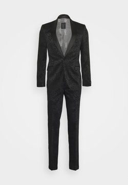 Shelby & Sons - PUXLEY TUXEDO SUIT - Completo - black
