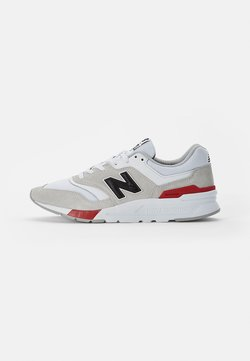 New Balance - 997 - Sneakers laag - white/red
