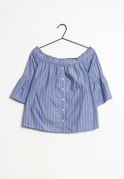 Abercrombie & Fitch - Blouse - blue