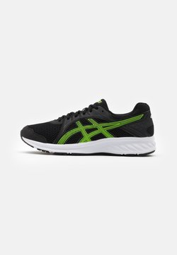ASICS - JOLT 2 - Zapatillas de running neutras - black/green gecko