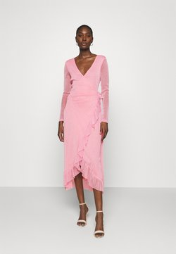 Résumé - NADIA DRESS - Cocktail dress / Party dress - pastel pink