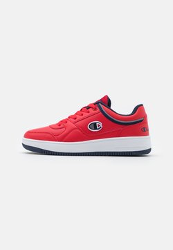 Champion - LOW CUT SHOE REBOUND UNISEX - Zapatillas de baloncesto - red