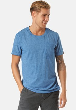 Ragwear - BARTIE - T-shirt basic - blue