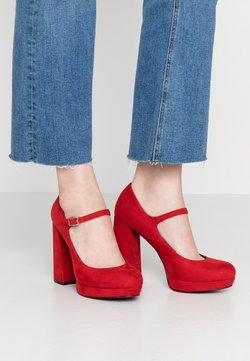 ONLY SHOES - ONLPAIRY - High heels - red