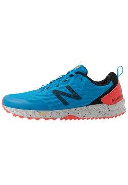 New Balance - NITREL - Zapatillas de trail running - blue