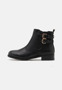 Fitters - KATHRIN - Stiefelette - black