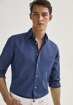 Massimo Dutti - Camicia elegante - light blue