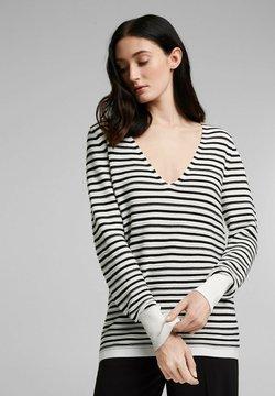 Esprit Collection - Strickpullover - off white