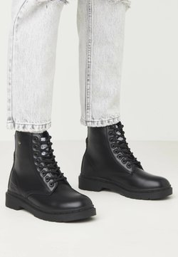 British Knights - Bottines à lacets - black