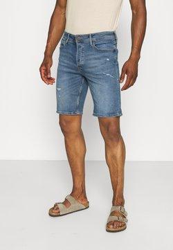 Jack & Jones - JJIRICK JJORIGINAL - Shorts vaqueros - blue denim