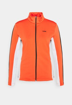 Colmar - LADIES - Fleecejacke - lobster/white/black