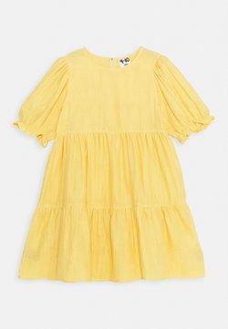 Cotton On - JOY SHORT SLEEVE DRESS - Freizeitkleid - honey gold