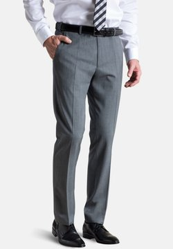 Meyer - BONN - Stoffhose - light grey