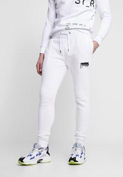 STEREOTYPE - Jogginghose - white