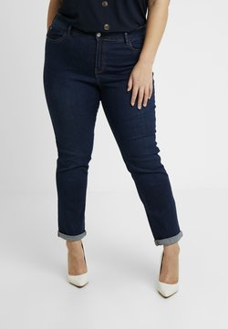Evans - Slim fit jeans - indigo