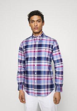 Polo Ralph Lauren - LONG SLEEVE SPORT SHIRT  - Hemd - pink/blue/multicoloured